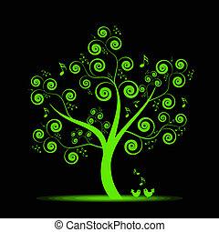 Music tree