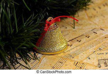 music., vánoce