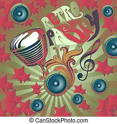 musica, tema