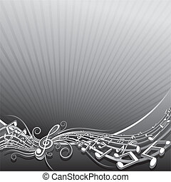 musical, fundo