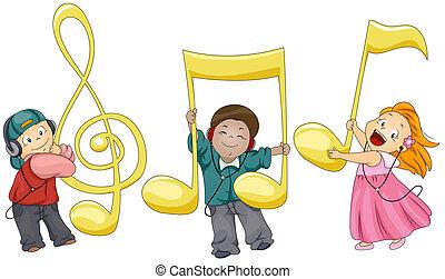 musical híres
