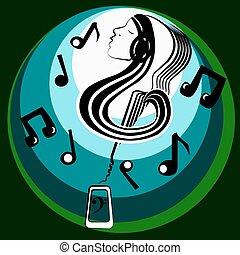 Musical inner world