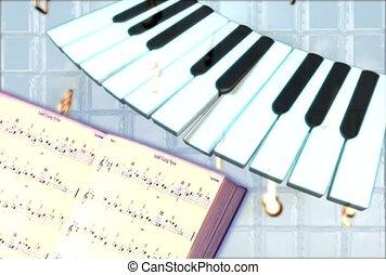 musical instrument, piano key, piano lesson