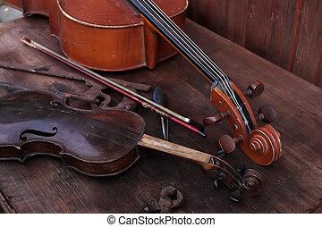 Musical Instruments Workshop