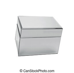 Musical Jewelry Box isolated