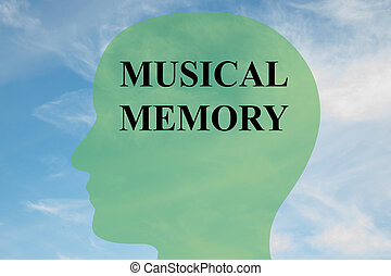 Musical Memory concept