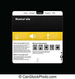 Musical site2