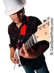 Musician - Guitar player