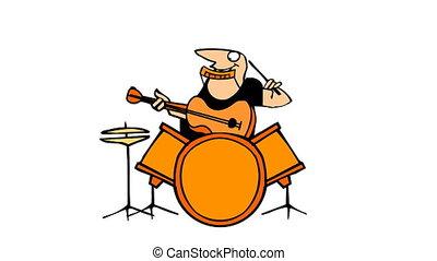 Musician - Multiinstrumental musician