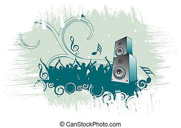 musik, begrepp