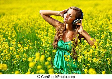 musik- hören