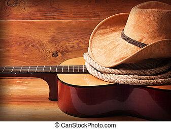 musik, land