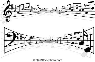 musik noterer