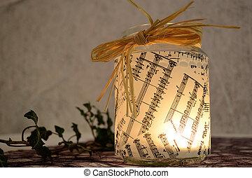 musikalisches Kerzenlicht - musical candlelight