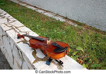 musikinstrument, viola