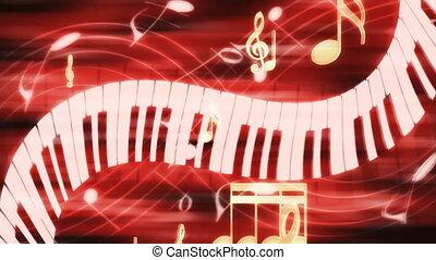musique, boucle, r27, résumé