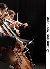 musique classique, concert