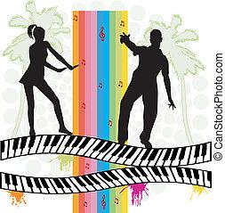 musique, concept