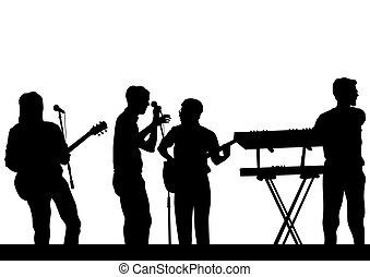 musique, groupe