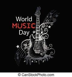 musique mondiale, jour