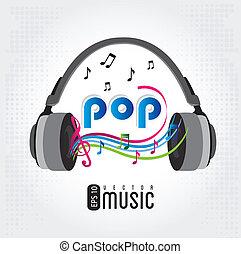 musique, pop