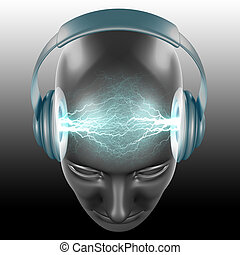 musique, puissance