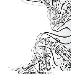 musique, thème