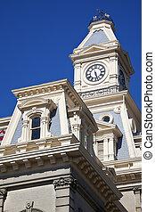 Muskingum County Courthouse