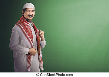muslim, アジア 人, 若い