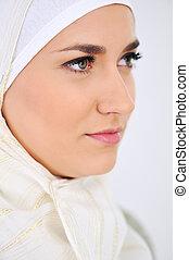 muslim, アラビア, 女
