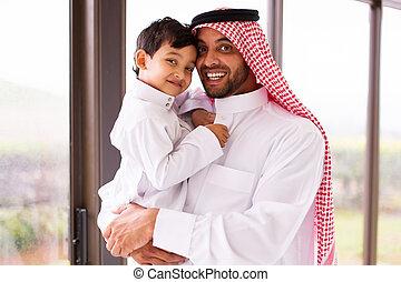 muslim, 父, 息子
