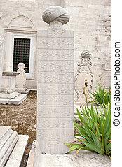 Muslim ancient cemetery