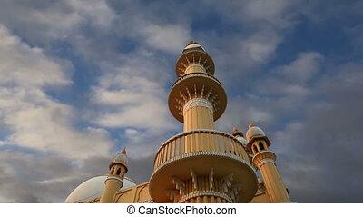 Muslim (Arab) Mosque,Kovalam,India - Muslim (Arab) Mosque,...