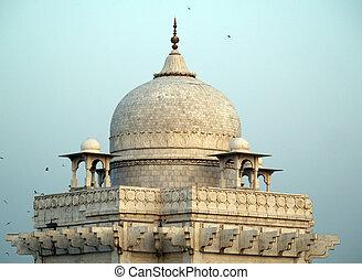 muslim, architektura