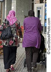 muslim in Manacor of Majorca in Spain