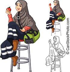 Muslim Woman Fashion 2