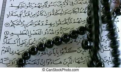 Muslim women beads