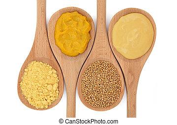 Mustard Selection