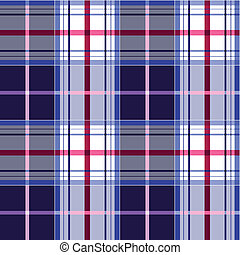 muster, checkered