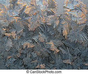muster, frost