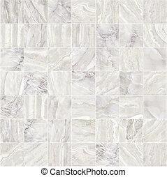 muster, hintergrund, mosaik, weißes
