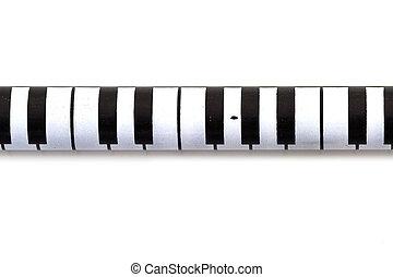 muster, klavier tastatur