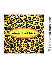 muster, leopard