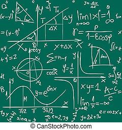 muster, mathe, hintergrund