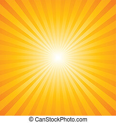 muster, sunburst