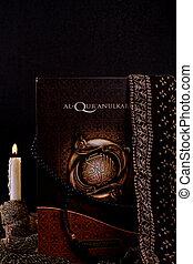 musulman, Livre, saint