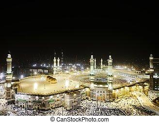 musulmanes, kaaba, hajj, makkah