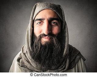 musulmano, uomo