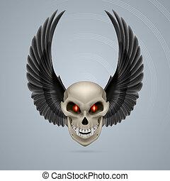 Mutant skull