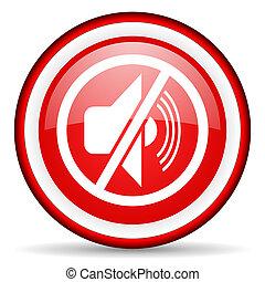 mute web icon